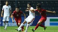 U23 Việt Nam 0-0 U23 Jordan: Không thể ghi bàn, U23 Việt Nam hòa trận thứ 2 liên tiếp