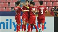 VIDEO U23 Việt Nam 1-2 U23 Triều Tiên: Thầy Park và học trò đã cố gắng hết sức