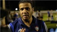 Sếp bóng đá UAE: Việt Nam nhiều cầu thủ giỏi, nhưng Quang Hải rất nguy hiểm