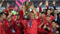 Tuyển Việt Nam đặt mục tiêu bảo vệ ngôi vô địch Đông Nam Á
