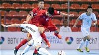 VIDEO: AFC chốt thời gian thi đấu VCK futsal châu Á 2020