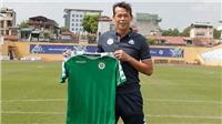 VIDEO: Thủ môn Tấn Trường bất ngờ gia nhập CLB Hà Nội