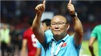 VIDEO: HLV Park Hang Seo lọt TOP HLV xuất sắc nhất châu Á