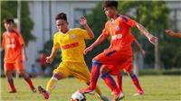 VIDEO: SLNA và CAND loại HAGL 2 giành vé vào bán kết U19 quốc gia