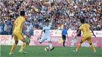 VIDEO highlight Thanh Hóa 0-0 HAGL: Chia điểm nhạt nhòa
