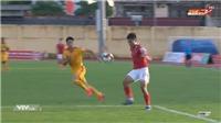 VIDEO highlight Thanh Hóa 1-2 Hà Tĩnh: Kịch tính đến phút cuối