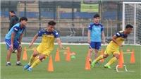 HLV Park Hang Seo cùng U22 Việt Nam dự Toulon Cup