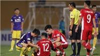 VIDEO: Khắc Ngọc chấn thương nghỉ hết V League 2020