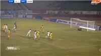 Video bàn thắng và highlight SLNA 1-1