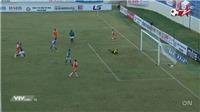 Video bàn thắng Đà Nẵng 1-0 TPHCM: Hà Đức Chinh tỏa sáng