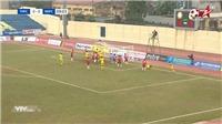 Video bàn thắng Thanh Hóa 3-0 Nam Định: Chiến thắng đầu tiên