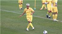 Học trò thầy Park sang Nhật Bản thi đấu ở J.League 2