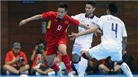 Tuyển futsal Việt Nam được mời dự giải quốc tế