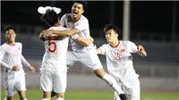Xem VTV6 trực tiếp bóng đá Việt Nam vs Singapore U22, Seagame 30