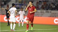 Xem VTV6 trực tiếp bóng đá U22: Việt Nam vs Campuchia, Seagame 30 2019