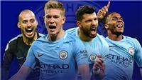 Cập nhật trực tiếp bóng đá Anh: Man City vs Burnley. K+, K+PM trực tiếp