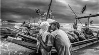 Độc đáo triển lãm nhiếp ảnh ca dao tục ngữ về nghề biển Việt Nam