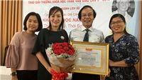 Khảo cổ học Nam bộ nhận giải thưởng Trần Văn Giàu lần thứ 9