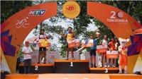 Tay đua Đồng Tháp thắng chặng tặng chiến thắng cho đồng đội gặp nạn