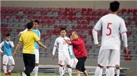 'U23 Việt Nam không phải là đội tuyển Việt Nam, chỉ hy vọng vé hạng 3'