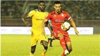 Đội bóng Công Vinh thua SLNA vì đòn 'dĩ độc trị độc'