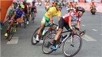 Tuyển thủ quốc gia lập kỷ lục thắng chặng ở giải xe đạp lớn nhất Việt Nam