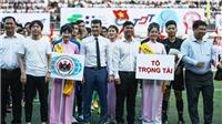 Công Vinh chính thức mở Học viện bóng đá cộng đồng