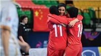 Việt Nam tranh huy chương đồng giải futsal nữ châu Á
