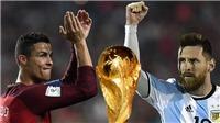 World Cup thêm một kênh phủ sóng trên dải đất hình chữ S