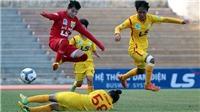 Hà Nội chiếm ngôi đầu giải nữ VĐQG Cúp Thái Sơn Bắc 2018
