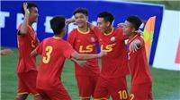HAGL thắng trận an ủi tại VCK U17 quốc gia 2018