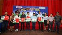 Văn Toàn truyền cảm hứng cho 'Sắc màu Nuti cafe V-League 2018'