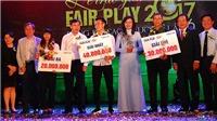 U23 Việt Nam vẫn nóng ở giải Fair Play 2018