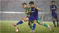 Tiền đạo U23 Việt Nam tỏa sáng, B.Bình Dương trụ hạng