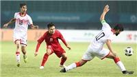 'U23 Việt Nam có 55% đoạt HCĐ ASIAD'