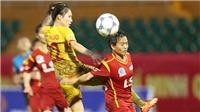 Giải BĐ nữ VĐQG – Cúp Thái Sơn Bắc 2018: ĐKVĐ trở lại đường đua