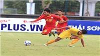SLNA hướng tới chức vô địch thứ 9 giải U17 quốc gia
