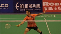 Tay vợt số 1 Việt Nam Nguyễn Tiến Minh mở màn thắng lợi