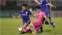 Sài Gòn FC tiến gần suất trụ hạng