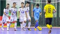 Thái Sơn Nam lần thứ 8 vô địch futsal quốc gia