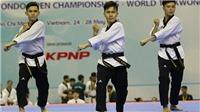 Taekwondo Việt Nam sẽ có 'Vàng' ASIAD