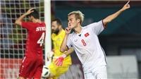 U23 Việt Nam không chỉ đương đầu với Son Hueng Min