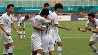 U23 Việt Nam đã thua đội hình siêu tấn công  của Hàn Quốc