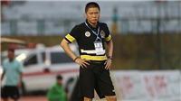 HLV Chu Đình Nghiêm tố BTC sân Bình Dương 'chơi xấu'