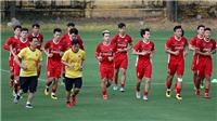 Thầy trò HLV Park Hang Seo tấp nập 'lên sóng'