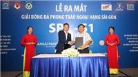 12 đội bóng 'phủi' Sài Gòn háo hức với giải ngoại hạng đầu tiên
