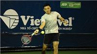 Lý Hoàng Nam thắng nghẹt thở ở Vietnam Open 2019