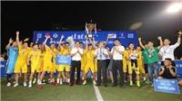 Đội bóng xứ Nghệ đăng quang SPL-S1 2018