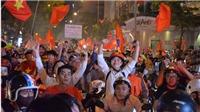 CĐV Sài Gòn vẫn mở hội dù Việt Nam rơi chiến thắng