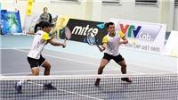 Đồng đội Lý Hoàng Nam vượt trội ở Giải Quần vợt các cây vợt xuất sắc Việt Nam 2018